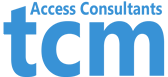 TCM Access Consultants graphic text